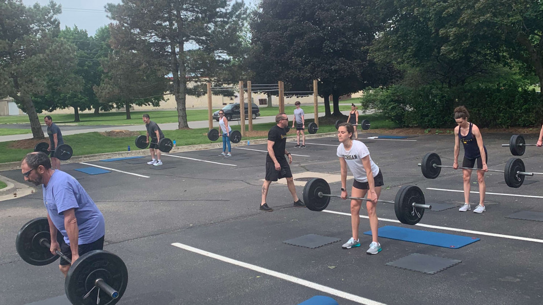 Crossfit Training Ann Arbor, MI